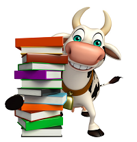 cow-with-stack-of-books