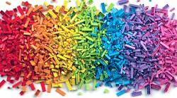 Rainbow-LEGO